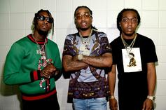 """Migos Ready Up For """"Culture 3"""" With Campfire Camaraderie"""