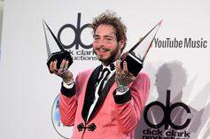 Post Malone Makes Diamond History With Latest RIAA Certifications