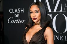 Saweetie Goes Viral Once Again For Her Eating Habits