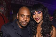 Chappelle Tells Naomi Campbell He May Move To Africa Because Of Stevie Wonder