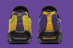 "Nike Air Max 95 LeBron ""Lakers"" Gets New Release Date"