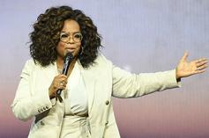 """Oprah Says She Was """"Surprised"""" Meghan Markle & Prince Harry Went """"All The Way There"""""""