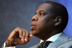 """Jay-Z Aspires To Be Mentioned Alongside Bob Marley """"And All The Greats"""""""
