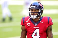 """People In League Circles"" Say Deshaun Watson Will Not Play In 2021: Report"