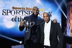 LeBron James Shows Off Ultra-Rare Gift From JAY-Z