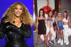 Beyoncé Once Told Victoria Beckham How Inspired She Was By The Spice Girls