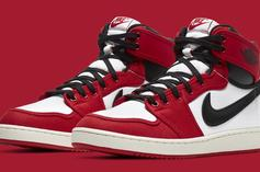 "Air Jordan 1 KO ""Chicago"" Offers Unique Opportunity For Collectors"