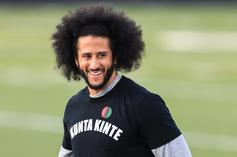 Colin Kaepernick To Publish Book Focused On Abolishing Police