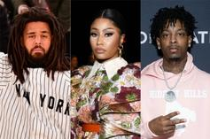 HNHH Staff Picks Playlist: J. Cole, Nicki Minaj, 21 Savage, & More