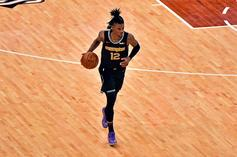 Ja Morant Shows Massive Respect To Steph Curry After Play-In Game