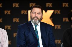 """Nick Offerman Says His """"Parks & Rec"""" Character Would """"Get The Damn Vaccine"""""""