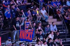Knicks Fans Take To The Streets After Massive Playoff Win