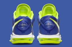 """Nike LeBron 8 Low """"Sprite"""" Officially Unveiled: Photos"""