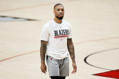 Damian Lillard Flexes On Fan Who Questioned His Recent Outfit