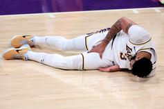 Anthony Davis Receives Sobering Injury Update After Game 4 Loss