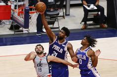 Joel Embiid Out For Crucial Game 5 Due To Small Meniscus Tear