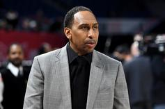 Stephen A. Smith Wants Black Players To Speak Up In Light Of Brad Stevens Promotion