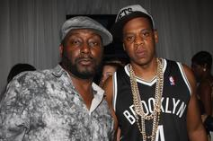 Jay-Z & Big Daddy Kane Connect For A Legendary Photo Op