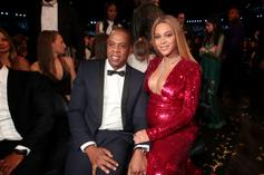 Tina Knowles Explains Why JAY-Z Is Always Touching Beyoncé's Leg In Photos