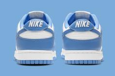 """Nike Dunk Low """"UNC"""" Release Date Revealed: Photos"""