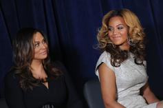 """Tina Knowles Jokes About Beyoncé's Scary Aerial Stunt: """"So Extra!"""""""