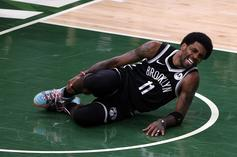 Kyrie Irving's Ankle Injury Receives An Update After Game 4 Loss Vs. Bucks