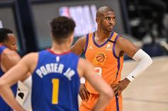 Chris Paul Enters NBA's COVID-19 Health & Safety Protocols: Report