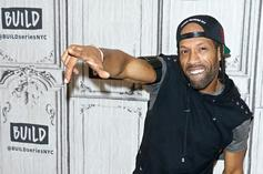 """Redman Penned """"Supreme Clientele"""" Bars In The Car"""