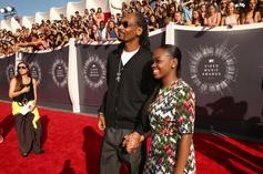 Snoop Dogg Shares Throwback Photo For Daughter's Golden Birthday