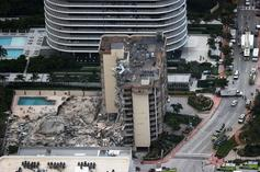 Partial Building Collapse Near Miami Leaves One Dead, 10 Injured, & Many More Missing