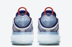 """Nike Air Max 2090 Receives """"USA"""" Olympic Colorway: Photos"""
