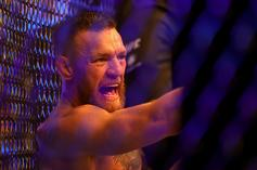Conor McGregor Breaks His Silence After Brutal Ankle Injury
