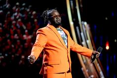 T-Pain Reveals The Artists Who Taught Him The Most