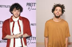 Jack Harlow Details Randomly Running Into J. Cole In NYC