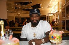 """50 Cent Claps Back At Irv Gotti After """"Verzuz"""" Comments"""