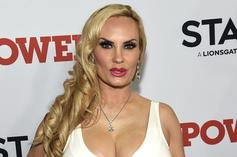 Coco Austin Faces Instagram Backlash For Getting 5-Year-Old Chanel's Nails Done
