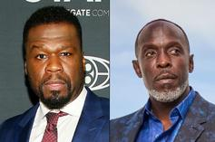 50 Cent Once Again Targets Michael K. Williams With Insensitive Drug Joke