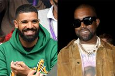 Drake Unfollows Kanye West After 5 Years