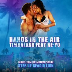 Timbaland - Hands In The Air (CDQ) Feat. Ne-Yo