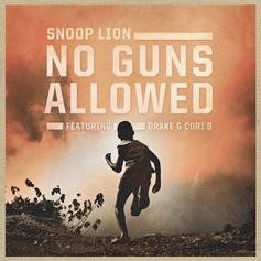 Snoop Dogg - No Guns Allowed Feat. Drake & Cori B