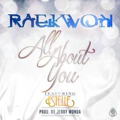 Raekwon - All About You (CDQ) Feat. Estelle