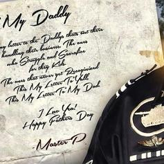 Master P - Letter To My Daddy