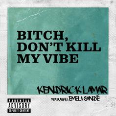Kendrick Lamar - Bitch Don't Kill My Vibe (Remix) Feat. Emeli Sandé