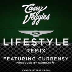 Casey Veggies - Life$tyle (Remix) Feat. Curren$y