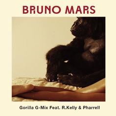 Bruno Mars - Gorilla (Remix) Feat. R. Kelly & Pharrell