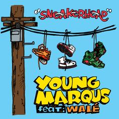 Young Marqus - SneakerHead  Feat. Wale (Prod. By 1500 Or Nothin)