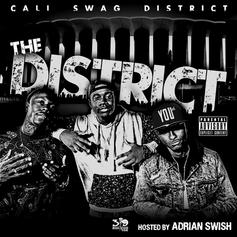 Cali Swag District - Out Here  Feat. Waka Flocka, Skeme, Young Hootie & AD