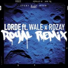 Lorde - Royals (Remix) Feat. Rick Ross, Wale & Magazeen