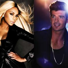Robin Thicke - For The Rest Of My Life (Remix) Feat. Tamar Braxton