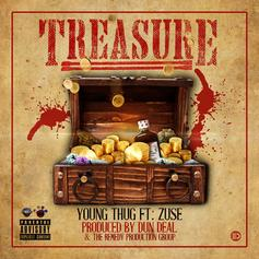 Young Thug - Treasure  Feat. Zuse (Prod. By Dun Deal)